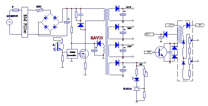 crt block diagram info thinki semiconductor products application wiring block