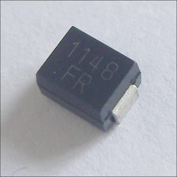 SMBJ160A-13 TVS DIODE 160V 259V SMB Pack of 10